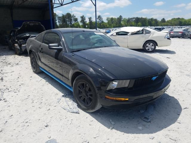 Salvage cars for sale from Copart Cartersville, GA: 2005 Ford Mustang