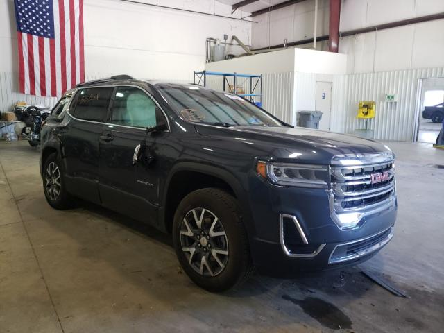 Salvage cars for sale from Copart Lufkin, TX: 2020 GMC Acadia SLE