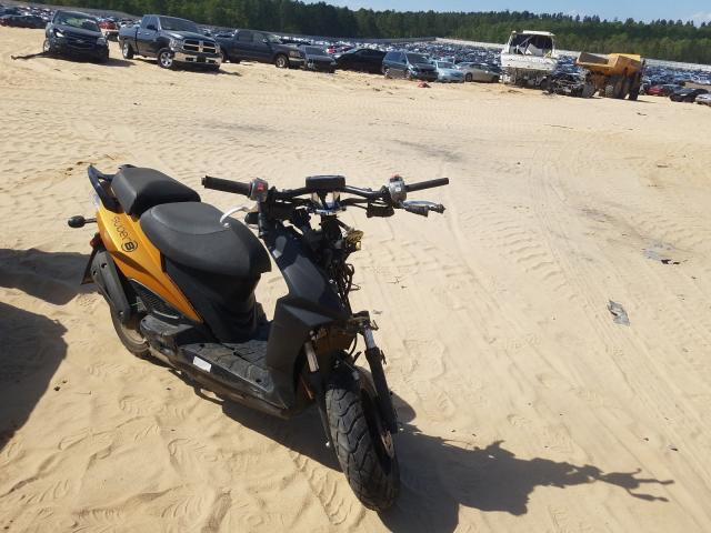 Salvage cars for sale from Copart Gaston, SC: 2020 Kymco Usa Inc Super 8 50