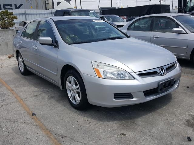 Salvage cars for sale from Copart Wilmington, CA: 2006 Honda Accord SE