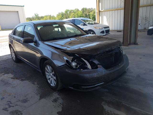 Chrysler 200 salvage cars for sale: 2014 Chrysler 200