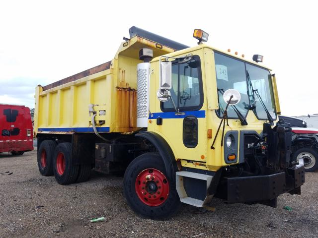 Mack 600 MRU600 salvage cars for sale: 2010 Mack 600 MRU600
