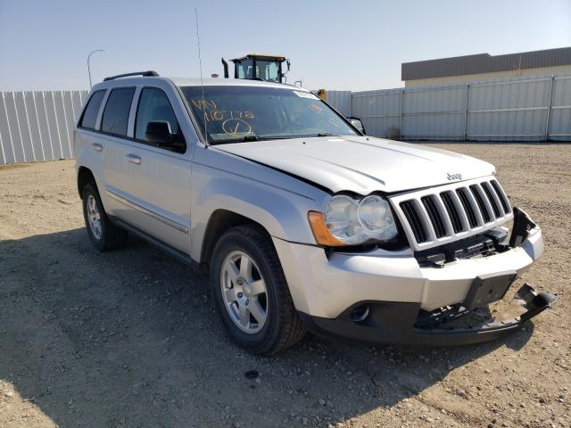 Salvage cars for sale from Copart Bismarck, ND: 2010 Jeep Grand Cherokee