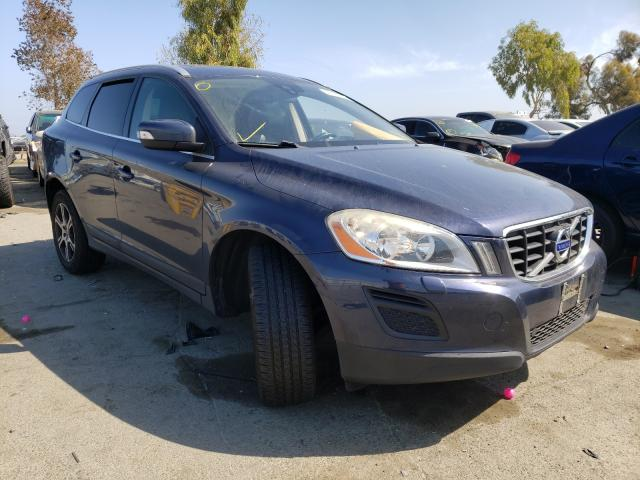 Salvage cars for sale from Copart Martinez, CA: 2013 Volvo XC60 T6