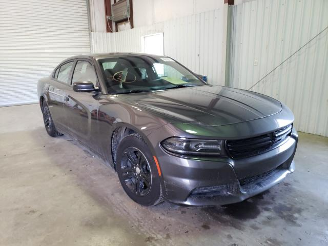 Salvage cars for sale from Copart Lufkin, TX: 2019 Dodge Charger SX