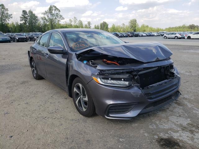 Honda Insight salvage cars for sale: 2021 Honda Insight