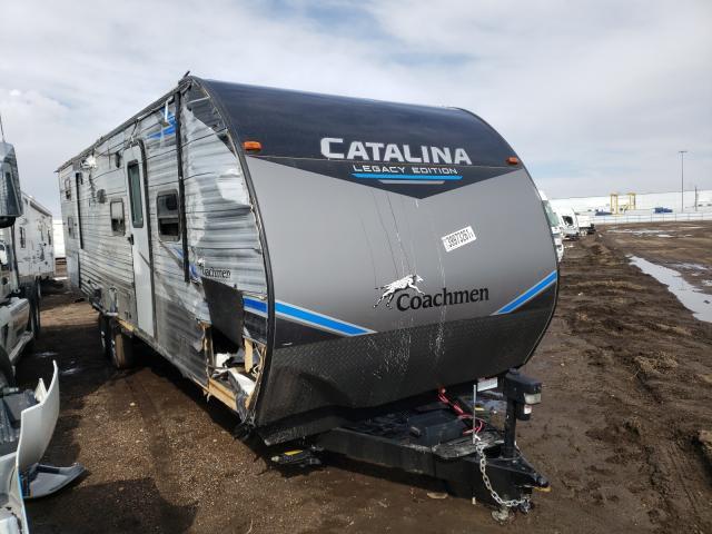 Vehiculos salvage en venta de Copart Brighton, CO: 2021 Wildwood Catalina