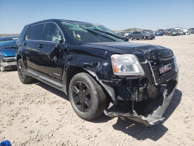 Salvage cars for sale from Copart Magna, UT: 2015 GMC Terrain SL
