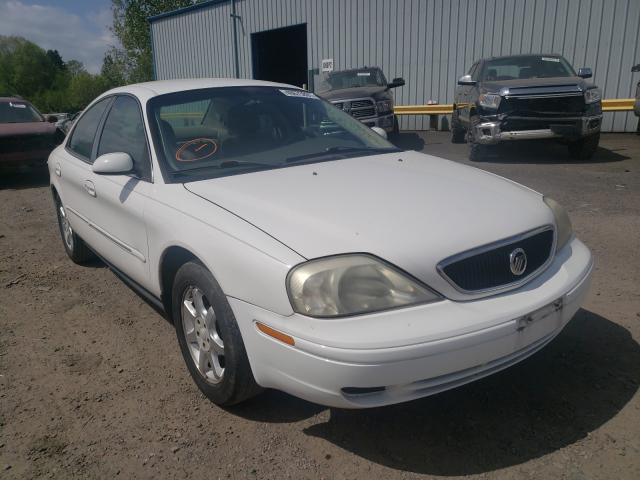 Vehiculos salvage en venta de Copart Portland, OR: 2001 Mercury Sable LS