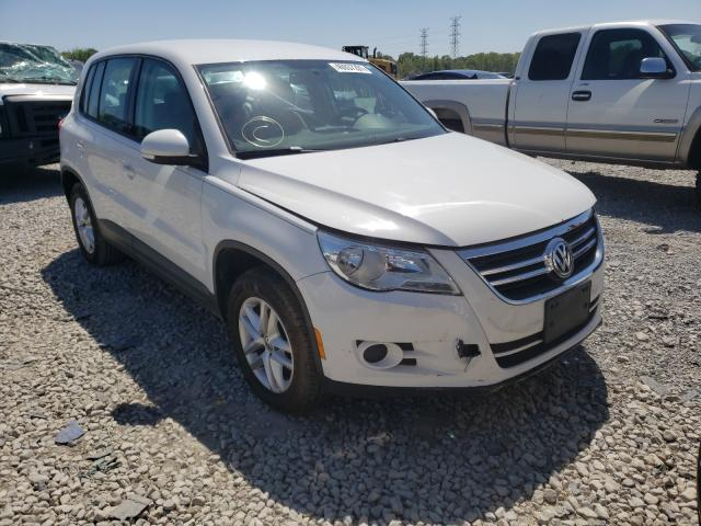 2011 Volkswagen Tiguan S for sale in Memphis, TN
