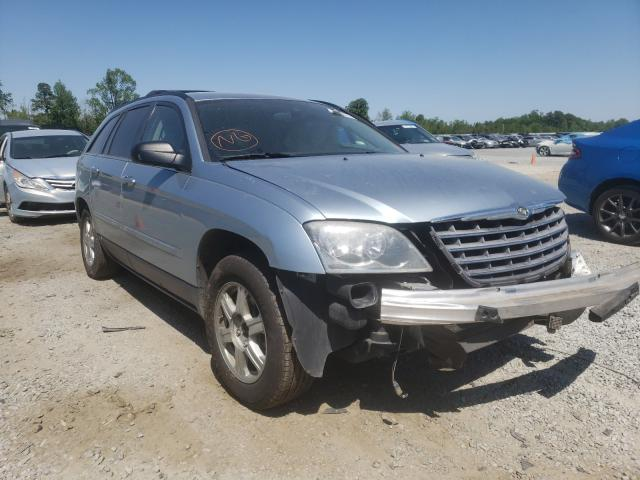 Chrysler Pacifica salvage cars for sale: 2004 Chrysler Pacifica