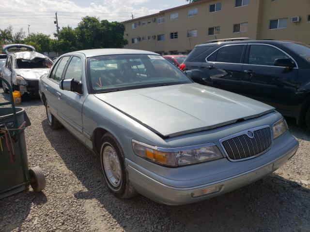 Salvage cars for sale from Copart Opa Locka, FL: 1995 Mercury Grand Marq