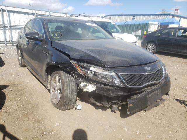 Salvage cars for sale from Copart Finksburg, MD: 2015 KIA Optima LX