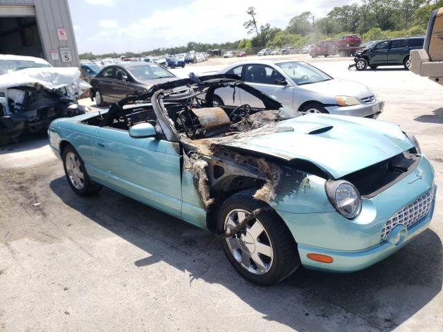 2002 Ford Thunderbird for sale in Fort Pierce, FL