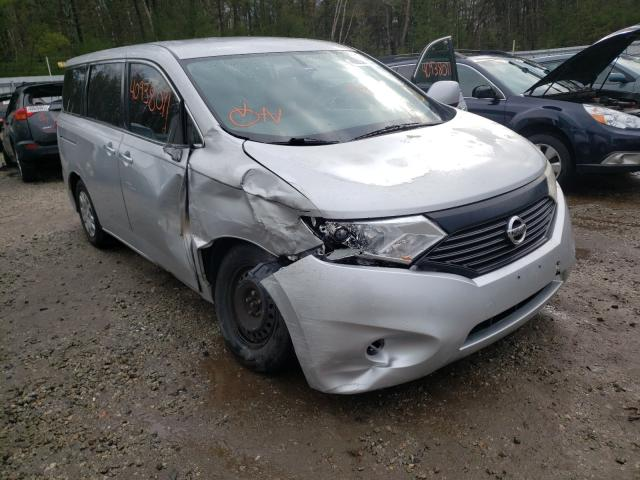 Nissan Quest salvage cars for sale: 2014 Nissan Quest