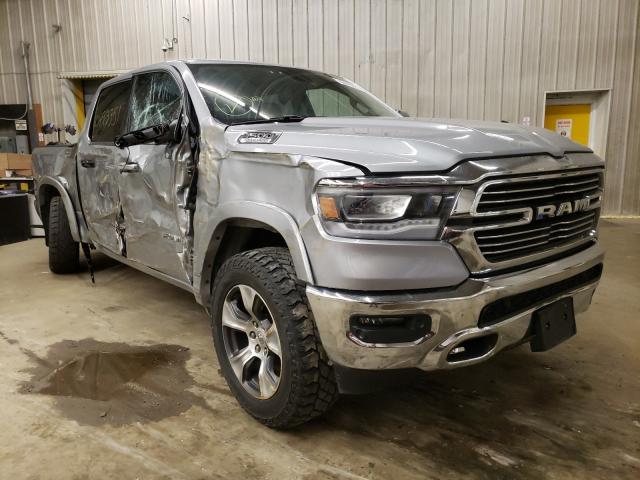 Dodge salvage cars for sale: 2019 Dodge 1500 Laram
