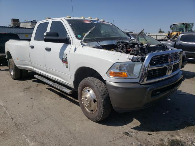 Salvage cars for sale from Copart Bakersfield, CA: 2011 Dodge RAM 3500