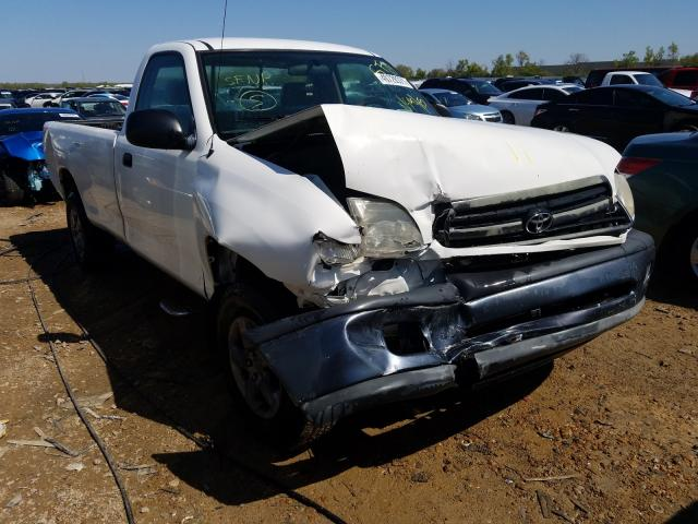 Salvage cars for sale from Copart Bridgeton, MO: 2000 Toyota Tundra