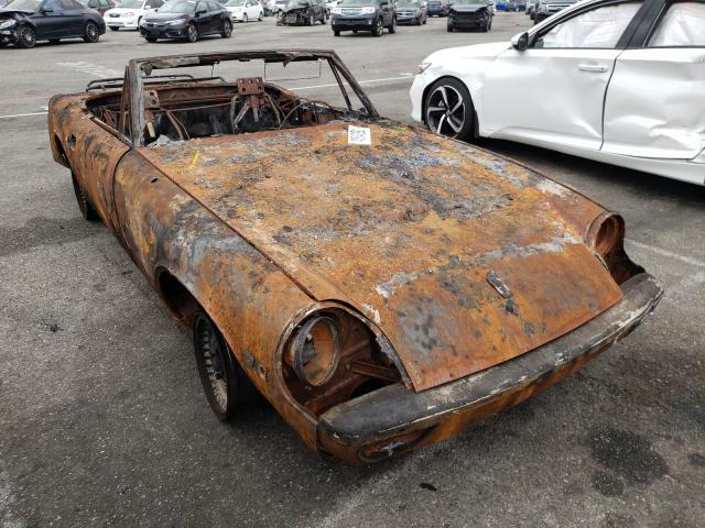 Jens salvage cars for sale: 1974 Jens Healy