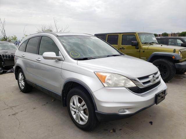 Honda salvage cars for sale: 2010 Honda CR-V EXL