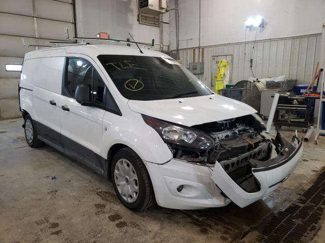 Salvage cars for sale from Copart Columbia, MO: 2017 Ford Transit CO