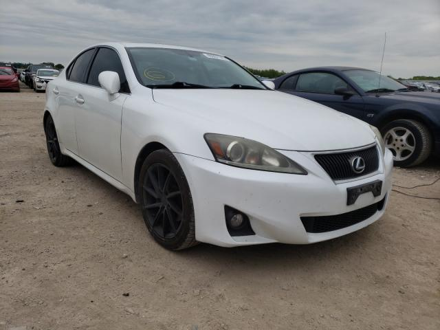 Salvage cars for sale from Copart Temple, TX: 2011 Lexus IS 250