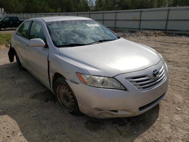 Salvage cars for sale from Copart Charles City, VA: 2009 Toyota Camry Base