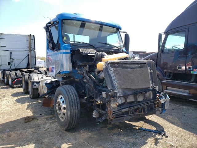 Salvage cars for sale from Copart Elgin, IL: 2016 Volvo VN VNL
