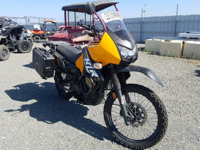 2013 Kawasaki KL650 E for sale in Antelope, CA