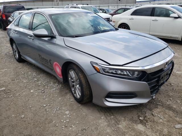 Salvage cars for sale from Copart Columbus, OH: 2018 Honda Accord LX