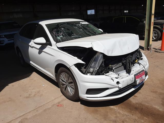 Salvage cars for sale from Copart Phoenix, AZ: 2019 Volkswagen Jetta S