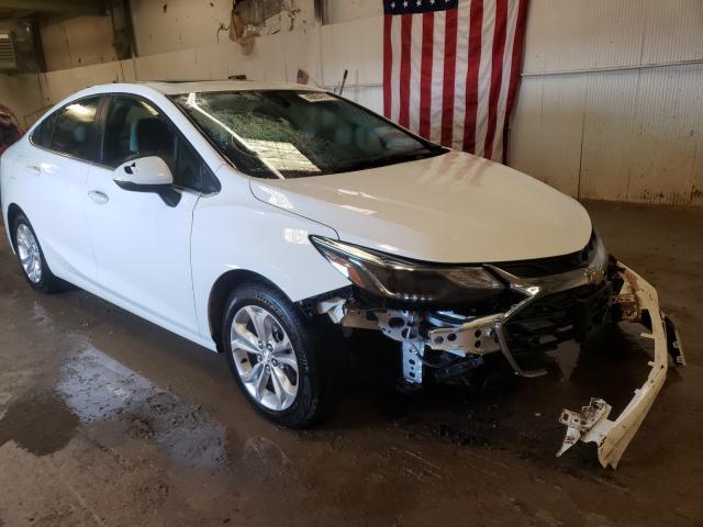 2019 Chevrolet Cruze LT en venta en Casper, WY