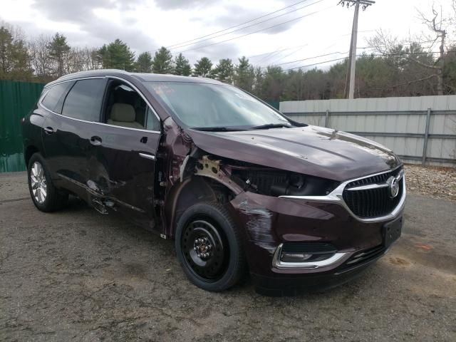 Salvage cars for sale from Copart Exeter, RI: 2018 Buick Enclave PR