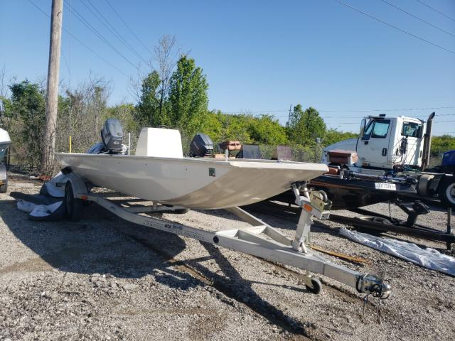 Salvage cars for sale from Copart Bridgeton, MO: 2010 Other Marine Trailer