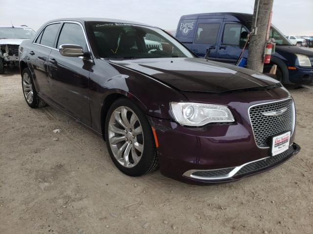 Salvage cars for sale from Copart Temple, TX: 2021 Chrysler 300 Touring