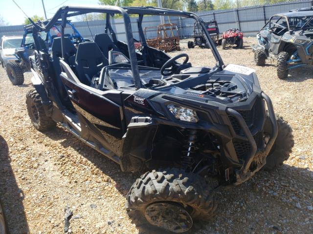 Salvage cars for sale from Copart Bridgeton, MO: 2021 Can-Am Maverick S