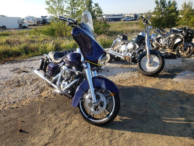 Salvage cars for sale from Copart Eight Mile, AL: 2007 Harley-Davidson Flhx