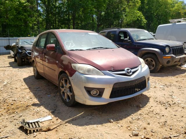 Salvage cars for sale from Copart Austell, GA: 2008 Mazda 5