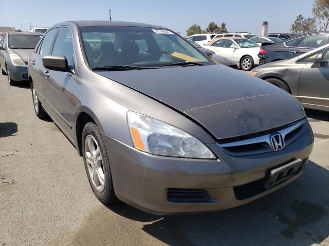 Vehiculos salvage en venta de Copart Martinez, CA: 2006 Honda Accord EX