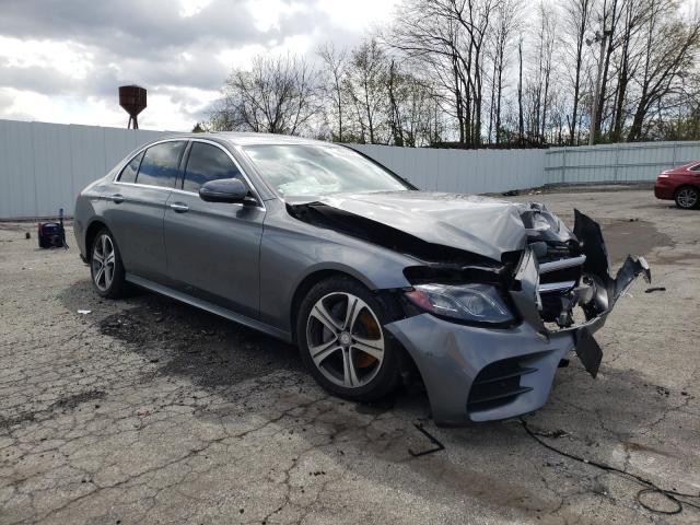 Mercedes-Benz salvage cars for sale: 2017 Mercedes-Benz E 300 4matic