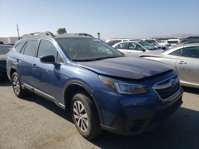 Subaru Vehiculos salvage en venta: 2020 Subaru Outback