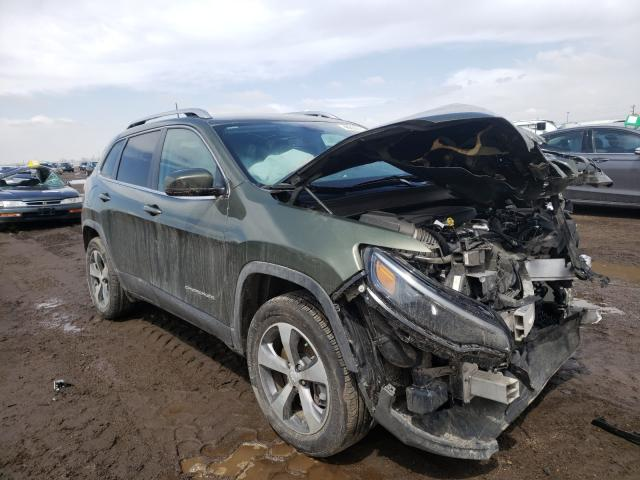 Salvage cars for sale from Copart Brighton, CO: 2020 Jeep Cherokee L