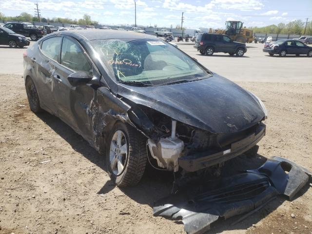 Salvage cars for sale from Copart Nampa, ID: 2013 Hyundai Elantra GL