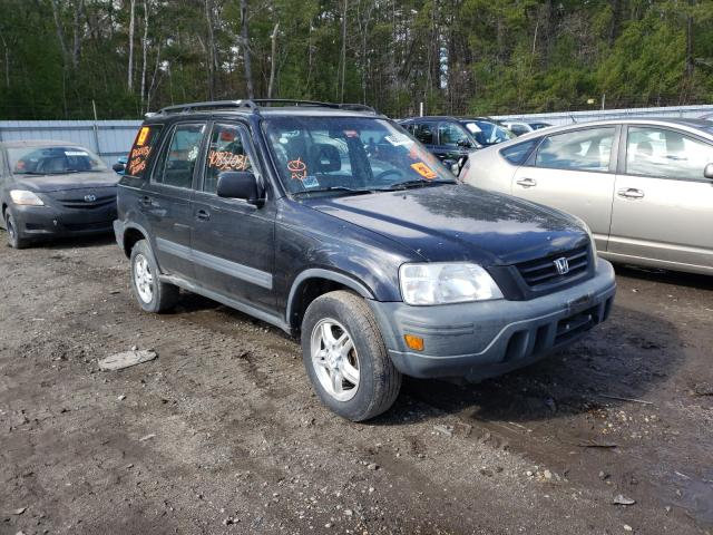 Salvage cars for sale from Copart Lyman, ME: 1999 Honda CR-V EX