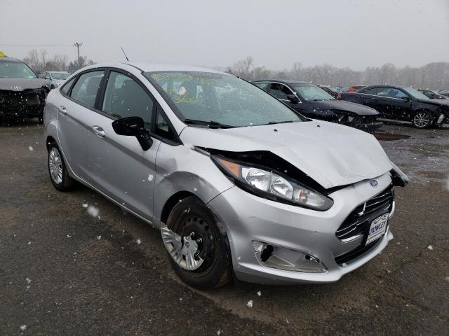 2016 Ford Fiesta S en venta en New Britain, CT