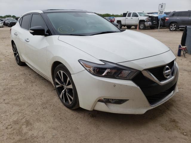2018 Nissan Maxima 3.5 en venta en Temple, TX