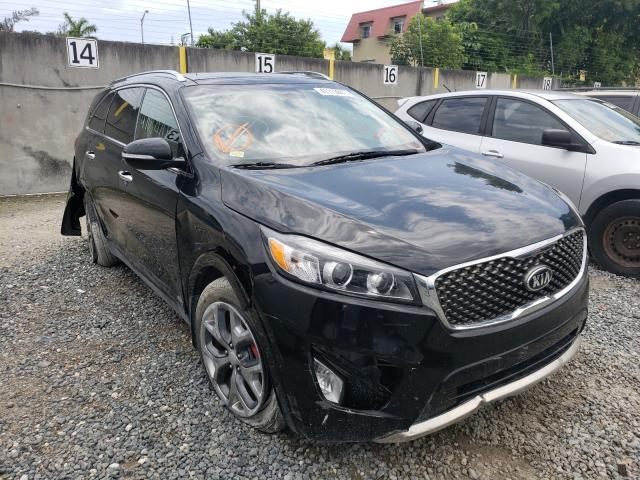 2017 KIA Sorento SX for sale in Opa Locka, FL