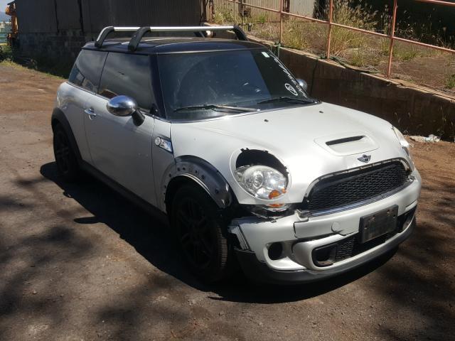 Salvage cars for sale at Kapolei, HI auction: 2011 Mini Cooper S