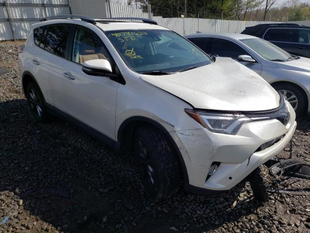2018 Toyota Rav4 Limited for sale in New Britain, CT