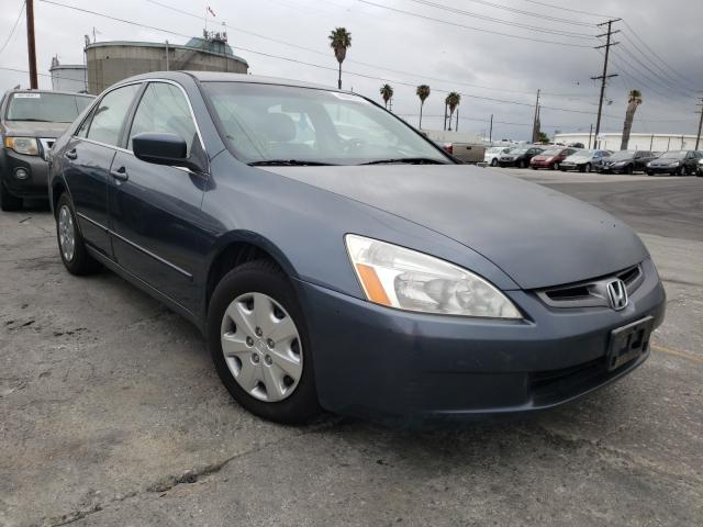 Salvage cars for sale from Copart Wilmington, CA: 2003 Honda Accord LX